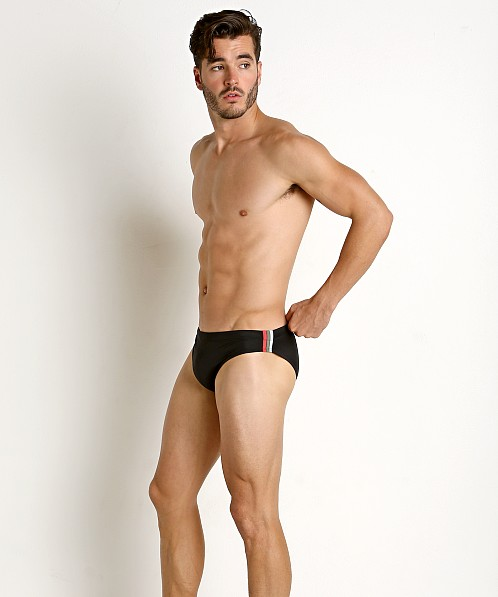 "Sundek 2.5"" Archangel Swim Brief Black 28"