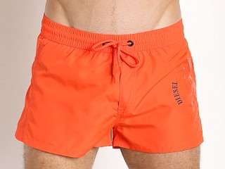 Diesel Quick Dry Sandy Swim Shorts Orange