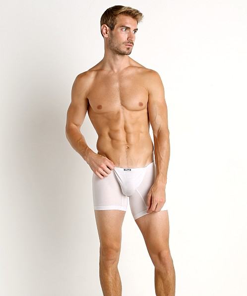 Ergowear FEEL Long Boxer White