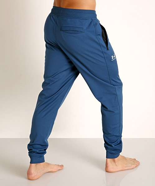 Under Armour Sportsyle Tricot Jogger Petrol Blue