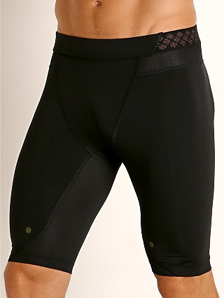 Under Armour HeatGear Rush Compression Short Black