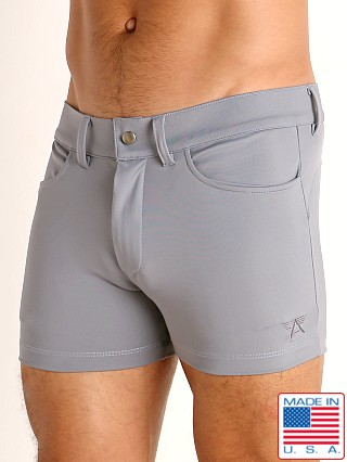 LASC Retroactive Scouting Shorts Silver