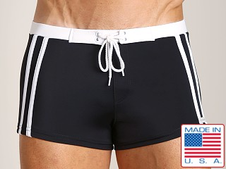 Sauvage Riviera Swim Short Black