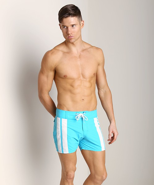 Sauvage Laguna Surf Short Teal