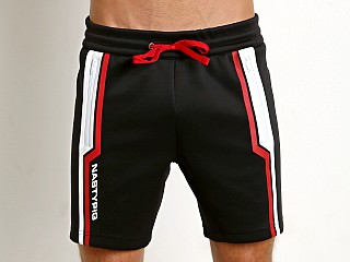 Nasty Pig Neoprene Sport Short Black/Red/White