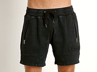 Nasty Pig Fleece Pavement Shorts Black