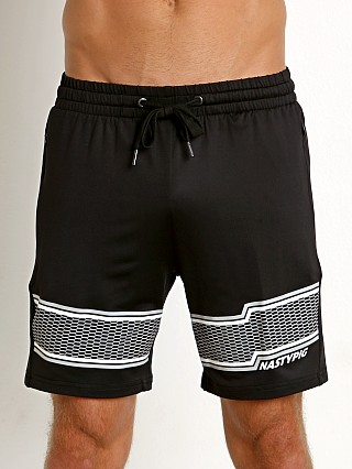 Nasty Pig Reflector Shorts Black