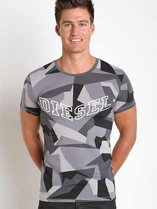 Complete the look: Diesel Camouflage Randal T-Shirt Grey