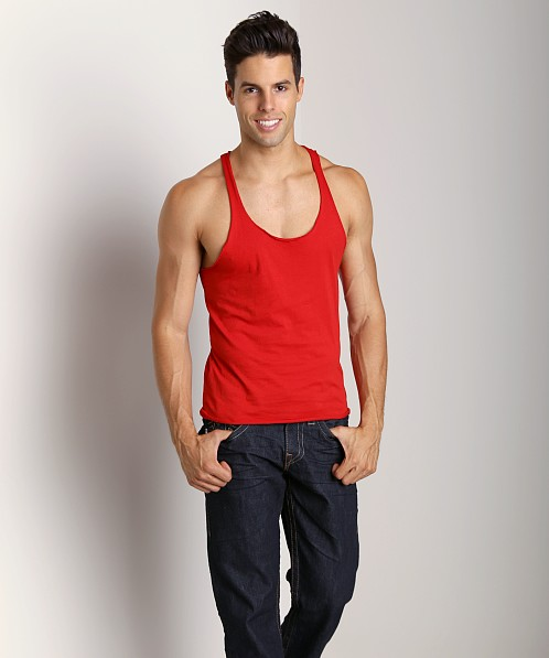 LASC String Tank Red
