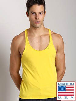 LASC String Tank Yellow