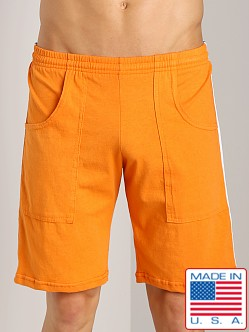 LASC Team Short Orange