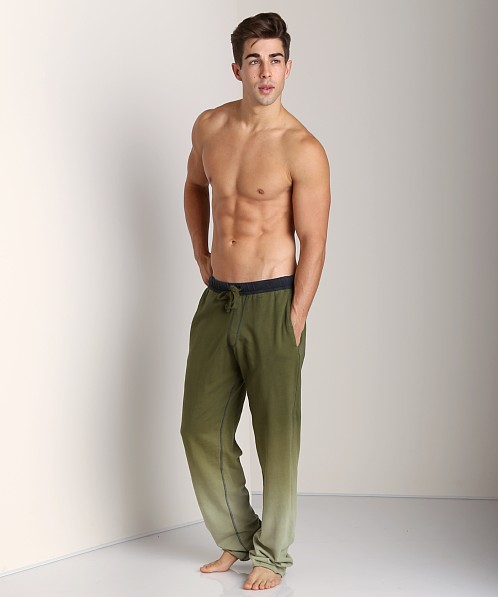 LASC Sun Bleached Pant Army