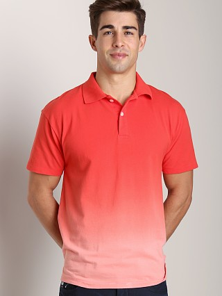 Complete the look: LASC Sun Bleached Pique Polo Red