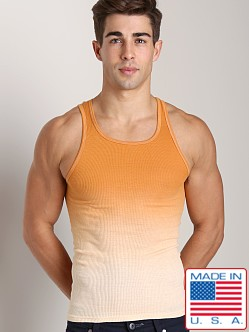 LASC Sun Bleached Tank Orange