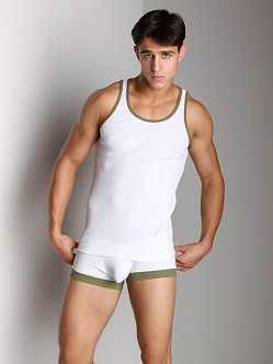 N2N Boot Camp Tank White