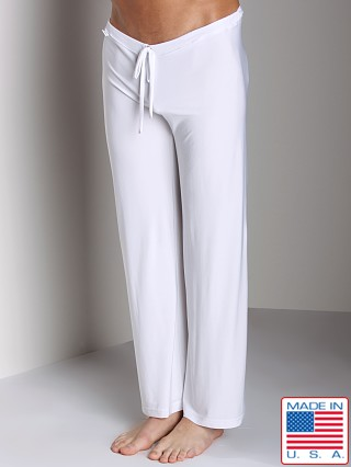 N2N Bodywear Dream Collection Lounge Pant White