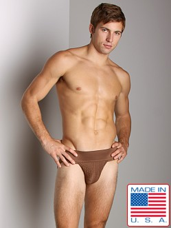 Activeman Jockstrap Brown