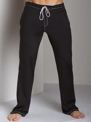 You may also like: Sauvage Low Rise Nylon/Lycra Workout Pant Black