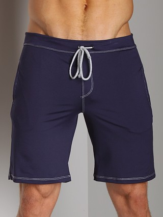 You may also like: Sauvage Low Rise Nylon/Lycra Workout Short Navy