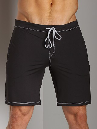 You may also like: Sauvage Low Rise Nylon/Lycra Workout Short Black