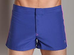 Diesel Barracuda Woven Swim Shorts Blue