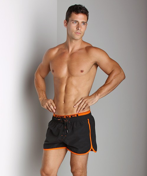 Diesel Barrely Fresh & Bright Swim Shorts Black