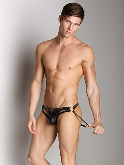Gregg Homme Weapon Twin Jock Black/Silver
