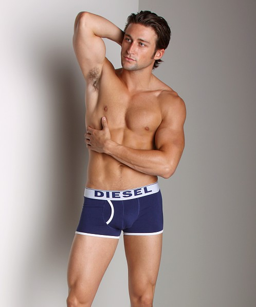 Diesel Fresh & Bright New Breddox Trunk Midnight