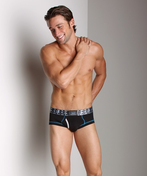 Diesel Dollar Trent Hip Brief Black