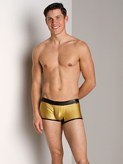 Tulio Surf Curve Panel Cire Swim Short Baby Gold