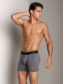 Puma Sport Lifestyle Boxer Brief Grey