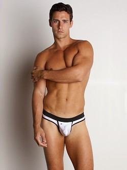 Joe Snyder Launch Thong White
