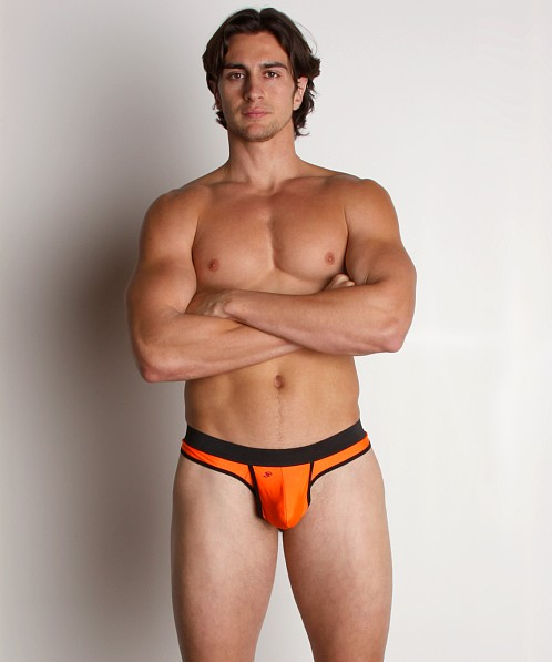 Joe Snyder Launch Thong Orange