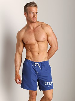 G-Star Pilon Beach Shorts Electric Blue