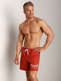G-Star Pilon Beach Shorts Antic Red