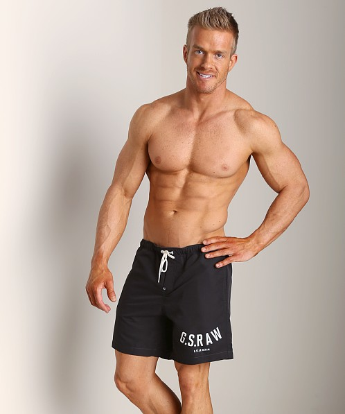 G-Star Pilon Beach Shorts Black