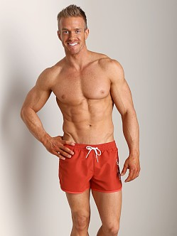 G-Star Keefer Swim Shorts Antic Red