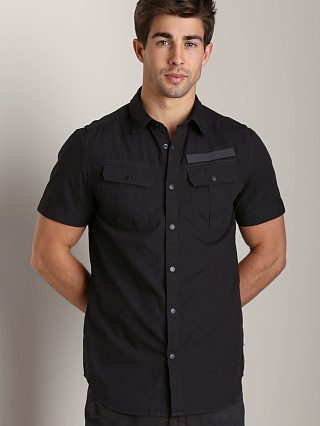 Complete the look: G-Star Armoured Poplin Shirt Raven