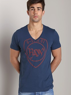 G-Star Anniversary 2003 Deep V-Neck Shirt