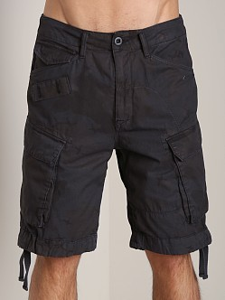 G-Star Rovic Loose Field Shorts Raven