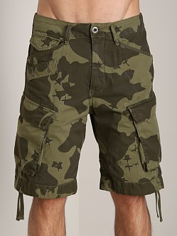 G-Star Rovic Loose Field Shorts Sage