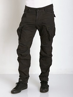 G-Star RCO Rovic 3D Loose Tapered Pants Raven
