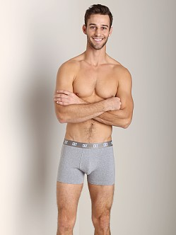 Cristiano Ronaldo CR7 Stretch Cotton Trunk 3-Pack Grey