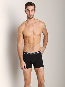 Cristiano Ronaldo CR7 Stretch Cotton Trunk 3-Pack Black