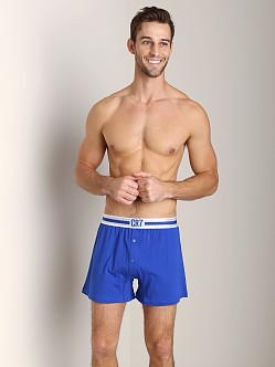 Cristiano Ronaldo CR7 Fashion Cotton Boxer Solid Blue
