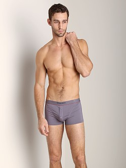 Cristiano Ronaldo CR7 Luxury Pima Cotton Stretch Trunk Grey