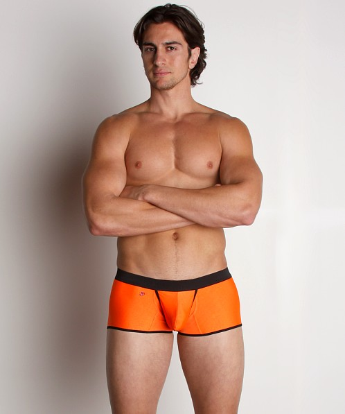 Joe Snyder Launch Trunk Orange