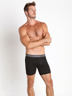 Calvin Klein Body Modal Boxer Brief Black/Ashford Grey