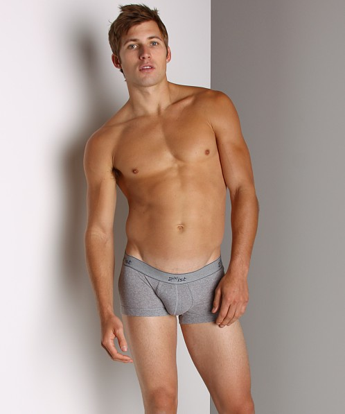2xist Essential No-Show Trunk Grey