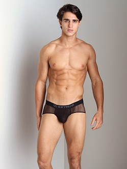 Go Softwear B-Erotic View Brief Midnight Black